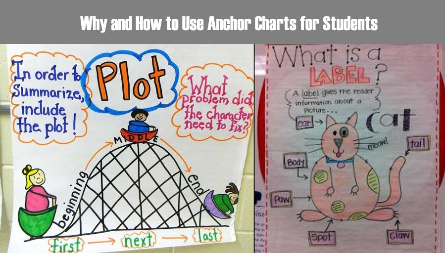 Why and How to Use Anchor Charts for Students