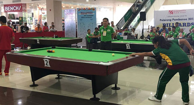 DepEd to Place Billiard Tables Inside the School Premises to Lessen Absences