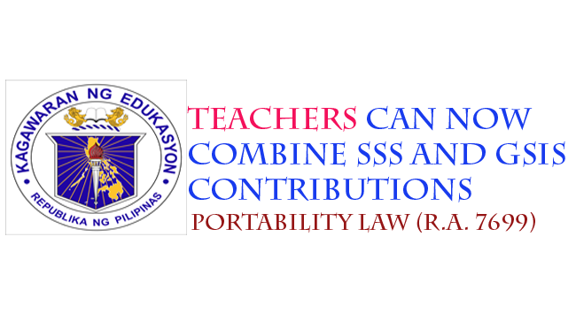 Portability Law (R.A. 7699)